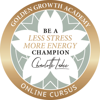 Golden Growth Academy - Be A Less Stress More Energy Champion