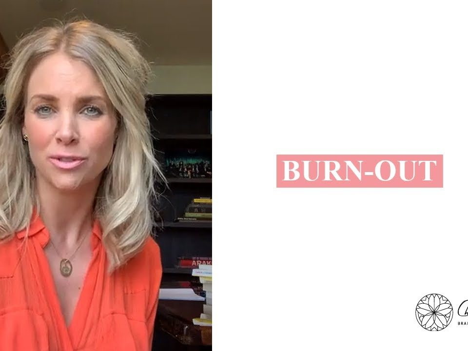 Charlotte Labee over Burn-out