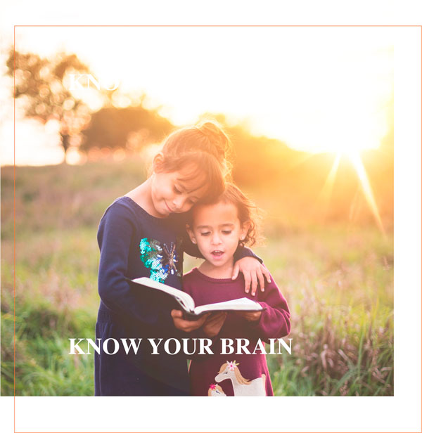 know your brain - Charlotte Labee