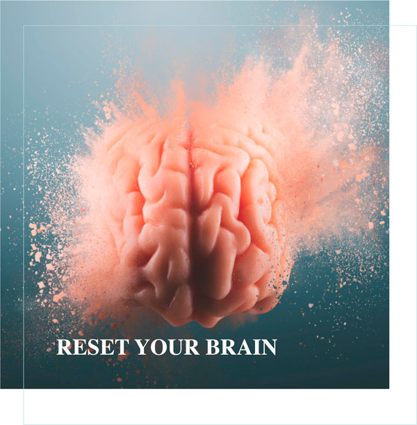 reset your brain - Charlotte Labee