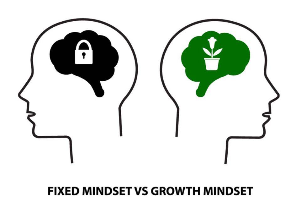 Wat is het verschil tussen Growth Mindset en Fixed Mindset?