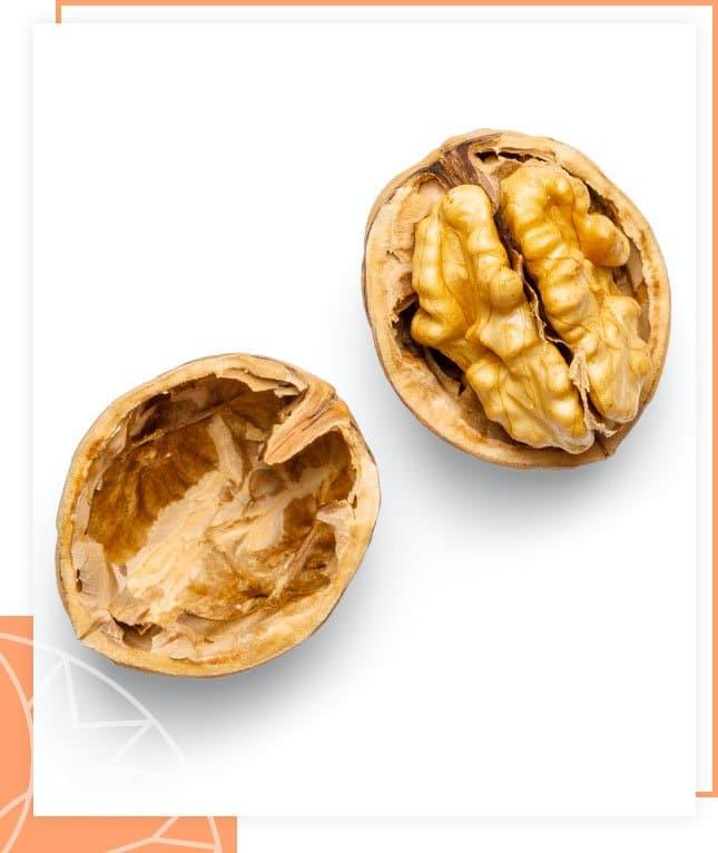 een gezonde bron van omega 3: walnoten