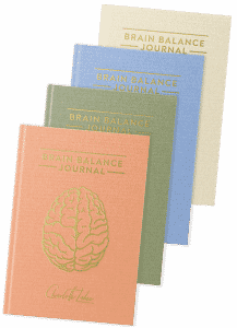 Brain Balance Journal covers